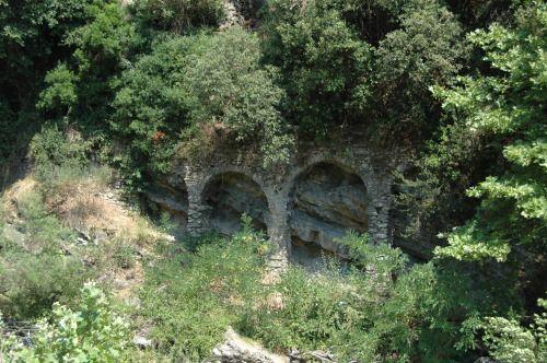 Isolabona (IM) - antica condotta idrica