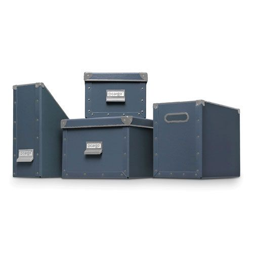 Cargo™ Office Box Set - Bluestone - Save 10% | For the Home ~ Office ...