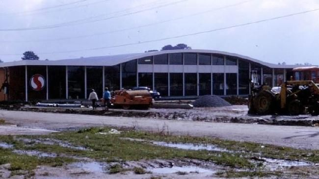 The Glen shopping centre history - Google Search