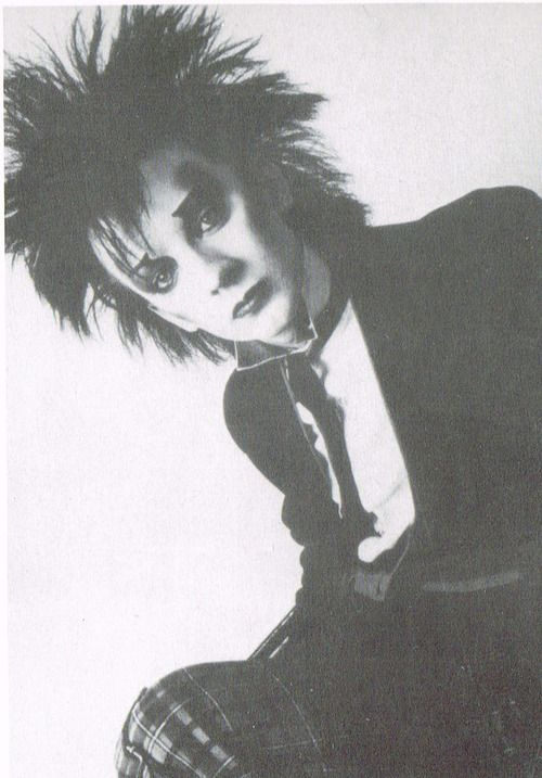 Boy George - 1980s London Blitz Kid and Culture Club rockstar - source not provided - pinned by RokStarroad.com ~ unleash your inner RokStar - fashion, pop and mental health