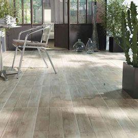 Carrelage terrasse beige 30 x 60,4 cm Tavolato 15,90 €/m2