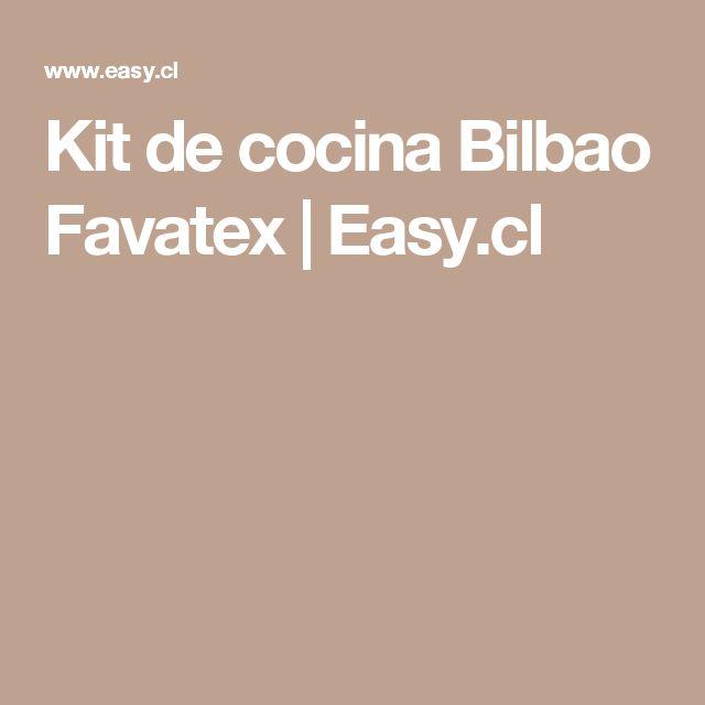 Kit de cocina Bilbao Favatex | Easy.cl
