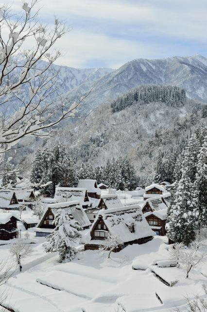 Gokayama. Nanto, Toyama Prefecture, Japan, uncredited