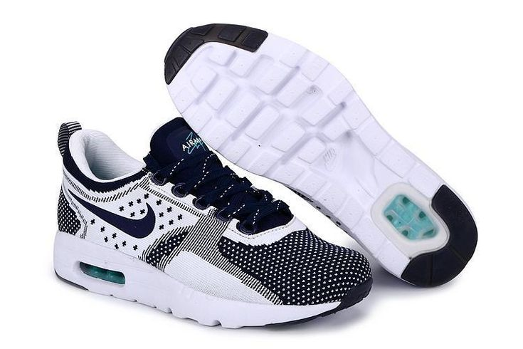 Great Shoes Nike Air Max 87 Men Black White