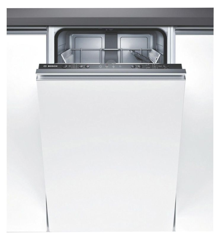 Bosch SPV40C00GB White Built In Slimline Dishwasher | Departments | DIY at B&Q