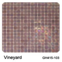 Raffi Gl Iridescent Mosaic Tile