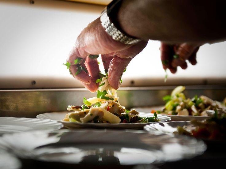 Insalata di Mare / Sea Salad  #seasalad #seafood