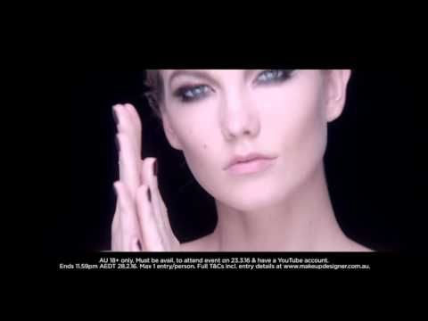 l'oréal paris makeup designer contest promo - love the closeups