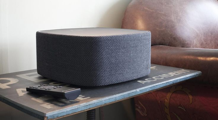 Designed by the same HiFi audio engineers who design Cambridge Audio's higher-end floor-standing speakers, Yoyo L is packed with great potential.