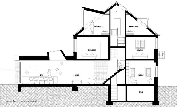 Atelier4cinquieme Architecture R Novation Maison