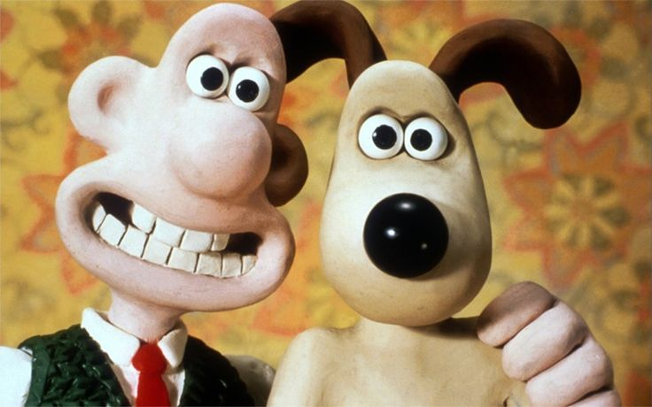 Wallace & Gromit, les inventuriers