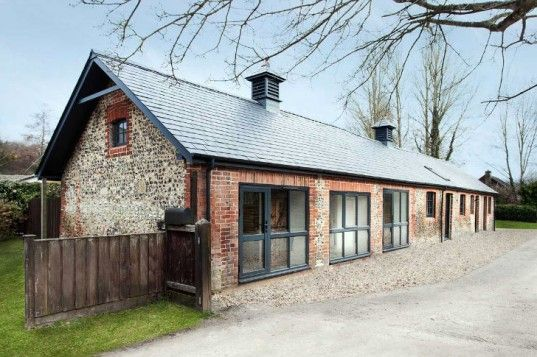 Historic Horse Stables Converted into a Contemporary Home in the UK   Inhabitat - Sustainable Design Innovation, Eco Architecture, Green Building