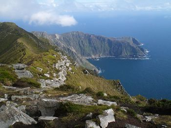 Loop Walks and Hill walking in Glencolmcille, County Donegal