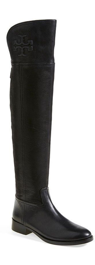 Holiday Gift Idea: Tory Burch Simone Over-the-Knee Boots