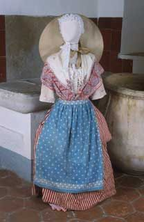 French Provencal costume