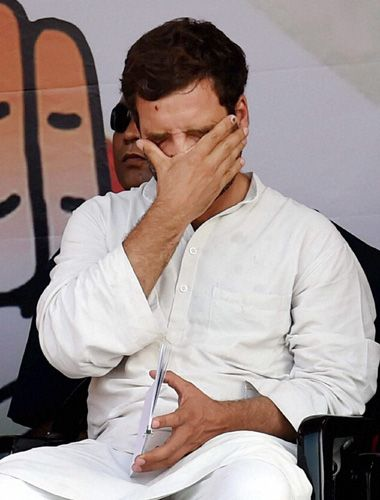 India election results. Modi wins Rahul weeps