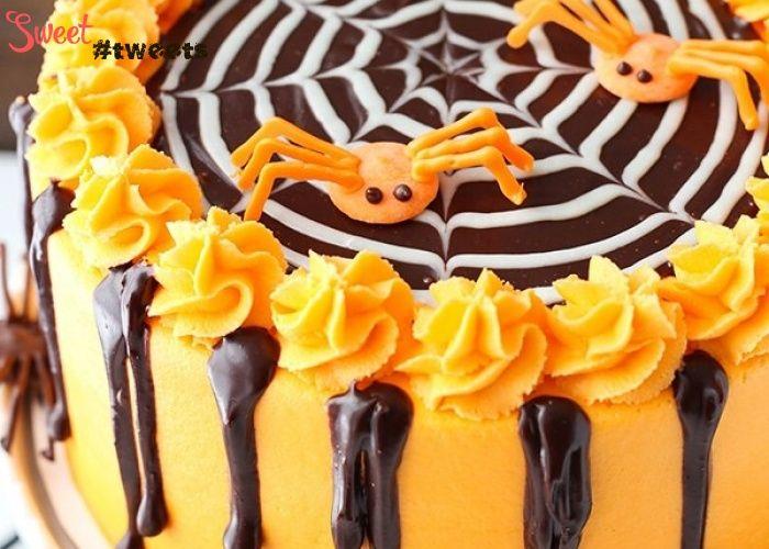 """Шоколадный торт """"Паутина"""" image 1"""