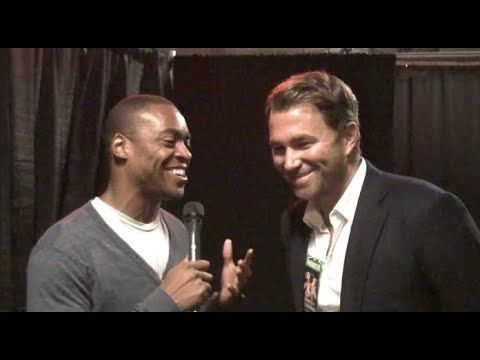 Eddie Hearn: Boxing Is NOT Corrupt! & Anthony Joshua vs Deontay Wilder S...