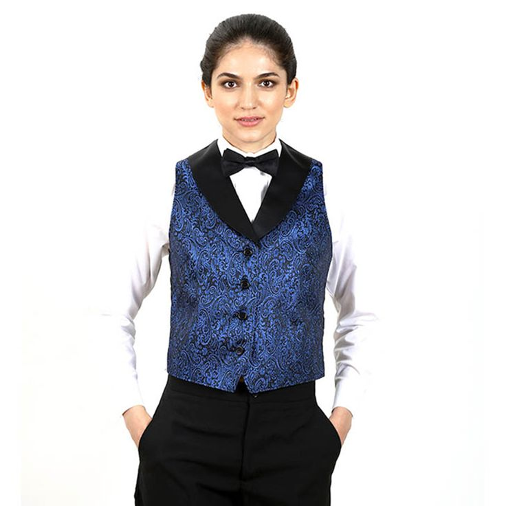 21 best Restaurant Vests images on Pinterest | Tuxedo vest ...