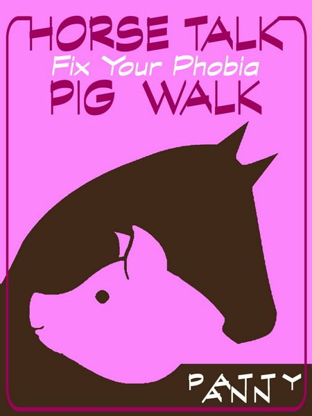 Hilarious Horse Logic narrated by a horse. Natural training tips and healing practices to help horses teach themselves. Pigfears can go away -maybe even today!