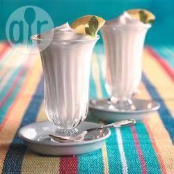 Parfait de limão siciliano @ allrecipes.com.br