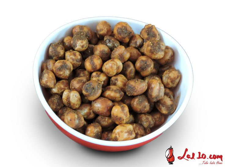 Kabuli Chana Fried - Red Chilly from Lal10.com