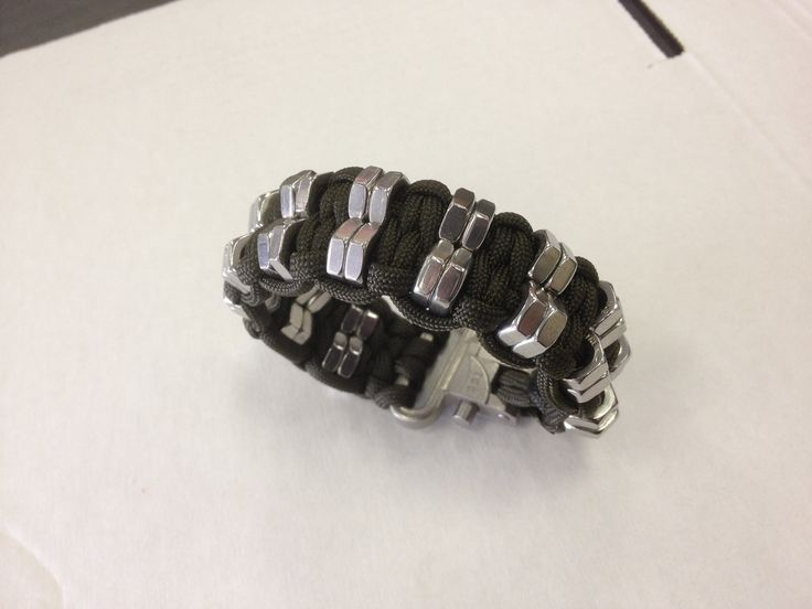 mens hex nut necklace – Google Search