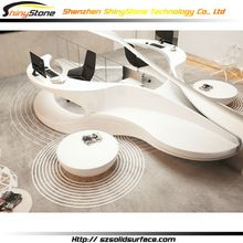 Reception Desk, Reception Desk direct from Shenzhen Shinystone Technology Co., Ltd. in China (Mainland)