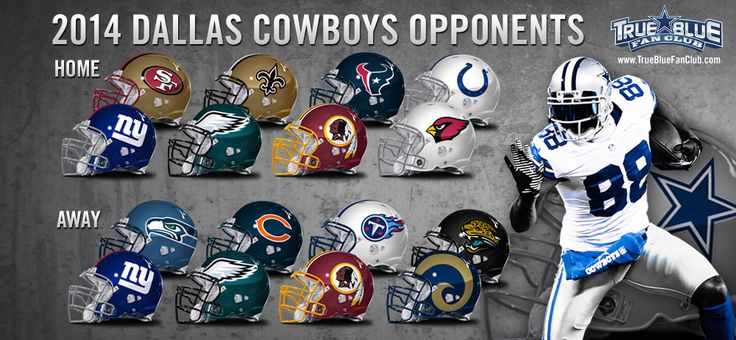 Dallas Cowboys schedule