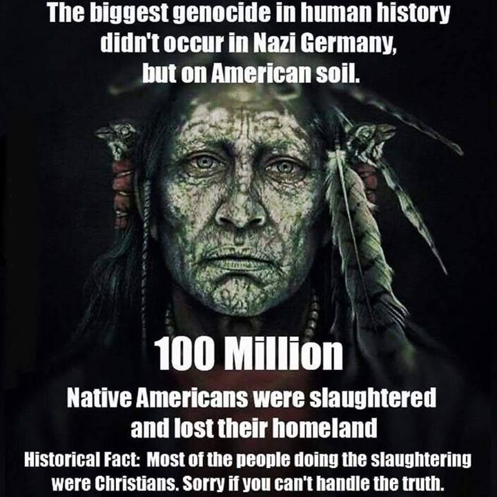 the hidden truth about the native american indian genocide American indian genocide or american indian holocaust to diffuse the light and truth of the gospel upon the indians neutral native american tribe.