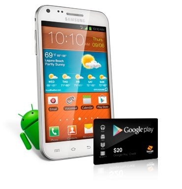 This is the Galaxy S2 from Boost Mobile. You wud THINK that Boost wud have the Galaxy S3 by now, but theyre still on the S2. I can get the S2, but damn, they still want $289 for it!!