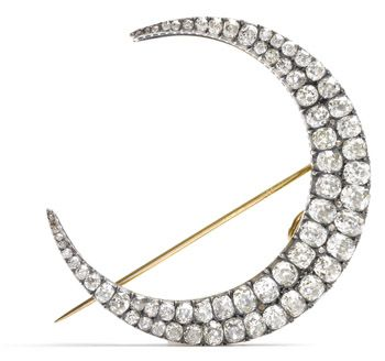 Crescent Brooch, I have one similar to this....