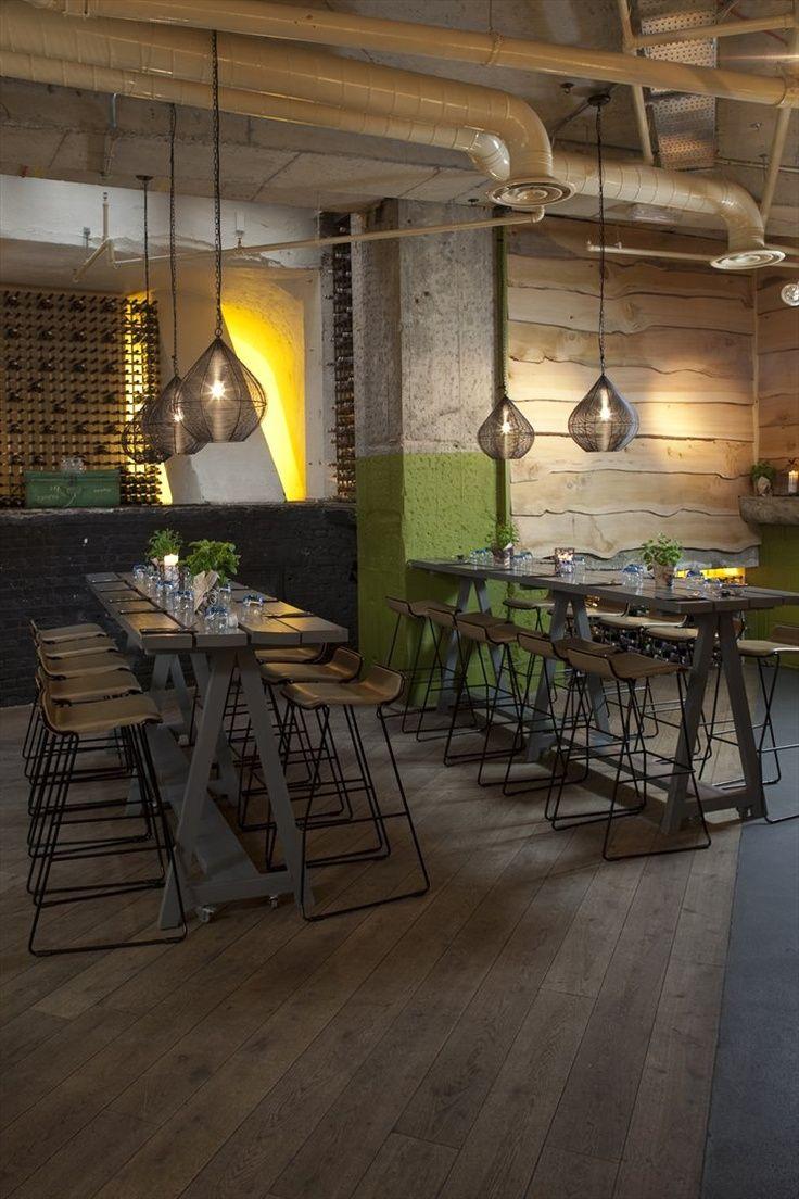 Mejores 223 im genes de restaurantes bares hoteles - Parquet mataro ...