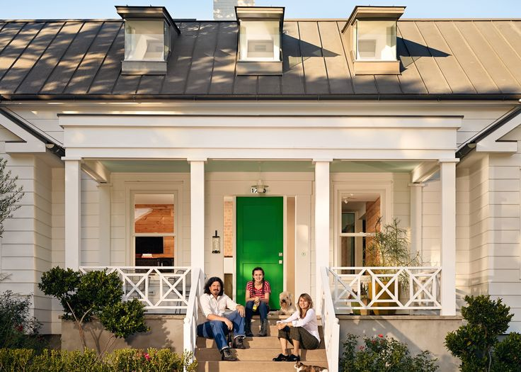 How to keep the historic character of a house while expanding and transforming its interior for a family of four? Come tour Hugh Jefferson Randolph Architects' less-than-straightforward design solutions. Randolph is available this weekend for the next 48 hours to answer any and all questions. Ask away!