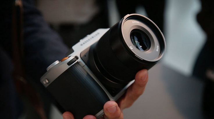 Hasselblad X1D Livestream Event Highlights