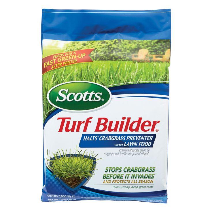 Scotts 5M Turf Builder With Halts Zero Phos (32367F) - Lawn Fertilizers - Ace Hardware