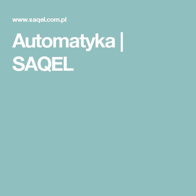 Automatyka | SAQEL