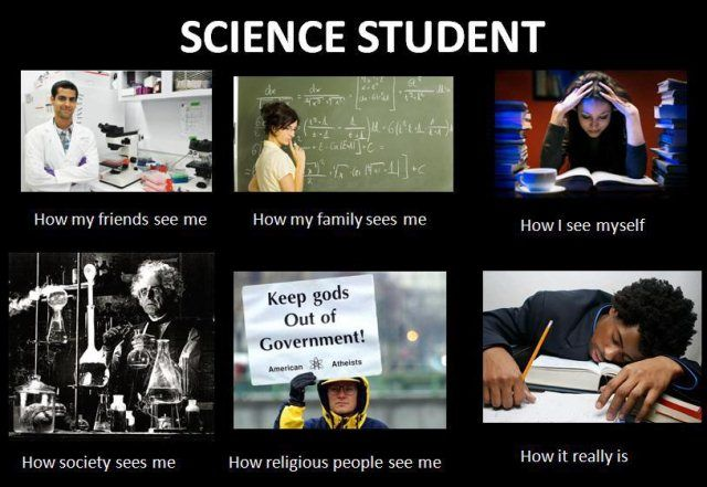 Science Student truthiness