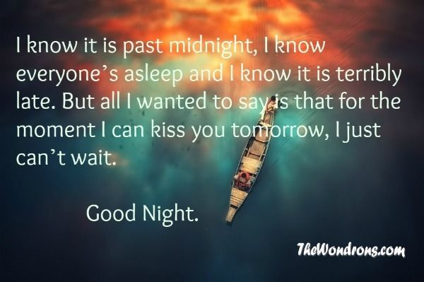 Well not quite midnight but you get my drift.....