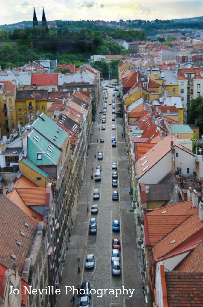 Prague Rooftops - Jo Neville Photography