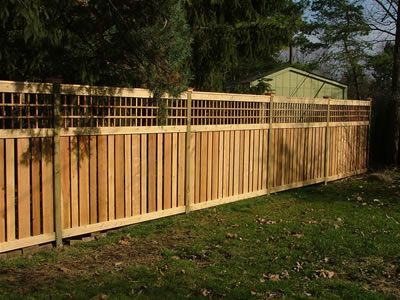 home fences and gates | Fence and Deck contractor In Vancouver and Victoria BC - DREAM HOME ...