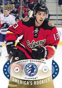 2015-Upper-Deck-Johnny-Gaudreau-Americas-Rookies-National-Hockey-Card-Day