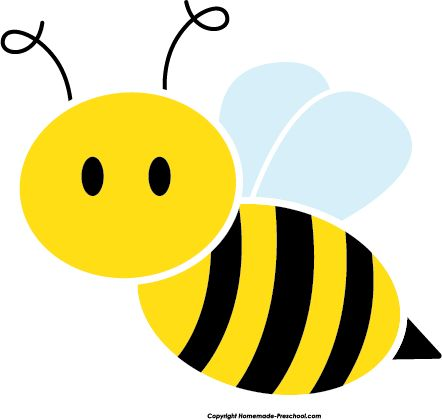 Cute Bee Clipart | Clipart Panda - Free Clipart Images