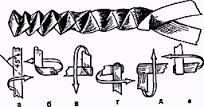 Znalezione obrazy dla zapytania плетение из соломы