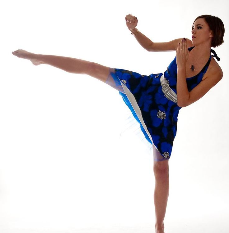 Pin on sexy karate kick master!!