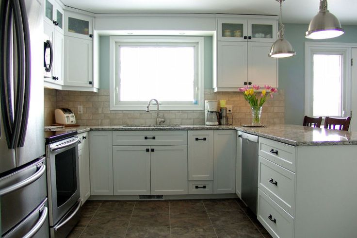 refacing thermofoil kitchen cabinets beautiful modern kitchen by sheldon s home and renovation 4647
