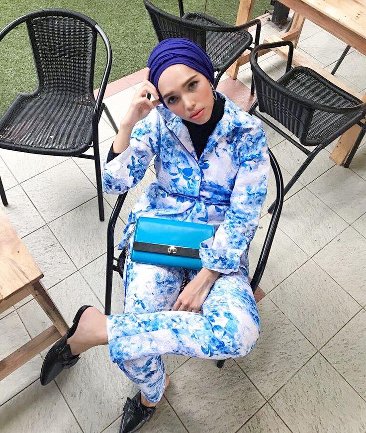 #PajamasStyle #PajamasFashion #HijabFashionStreet #StreetStyle #FashionHijab