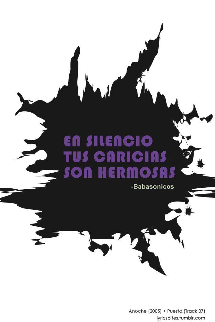 Puesto #Lyrics #LyricsBites #Babasonicos