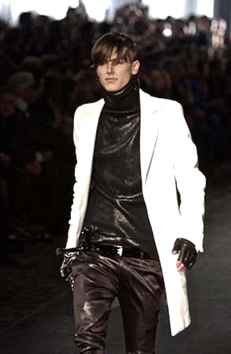 "Ultrarare Dior Homme AW03 "" Luster "" Hedi Slimane Runway Wool Knitted Jumper | eBay"