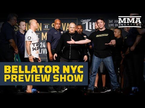 Bellator NYC Preview Show - MMA Fighting